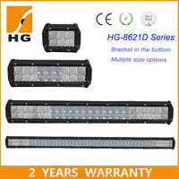 5d 4'' 30w double rows 12 volt car roof top light bar ip68 offroad 4x4 cheap led light bars