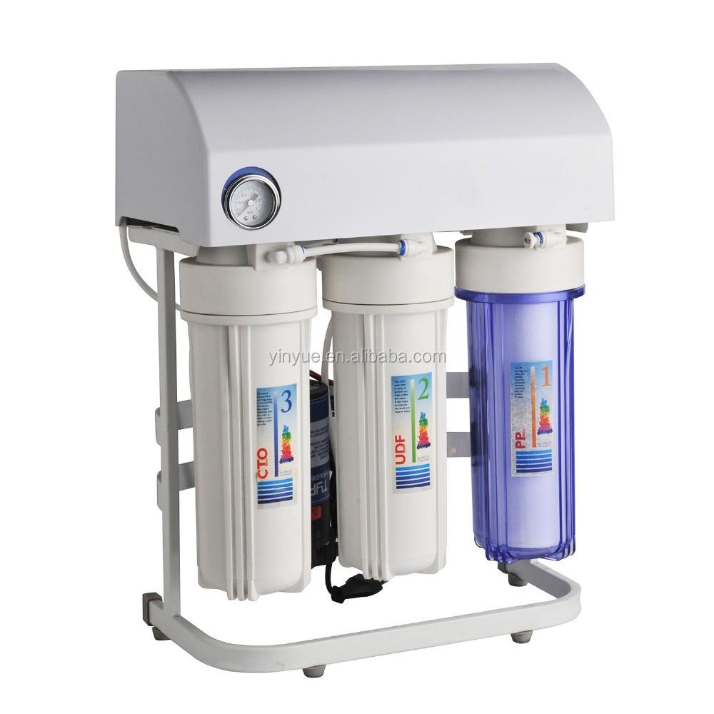 Nuevo filtro de agua de smosis inversa con cubierta - Filtro de osmosis inversa ...