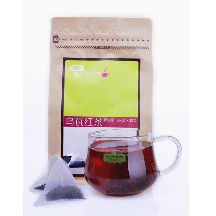 Organic box packaging Ceylon Black Tea Uva tea for English Breakfast Morning tea - 4uTea   4uTea.com