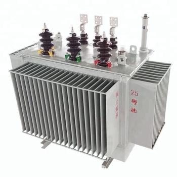 High Quality 35 Kv 10 Mva 3 Phase Two Winding Oltc Power
