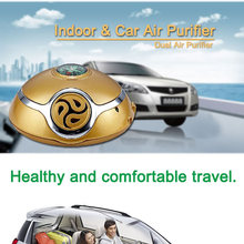hot sell car air purifier portable air refresher