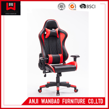 High Back Leather Office Gaming Chair Racing Ergonomic