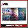 252 color pro pigment silky eyeshadow palette makeup tool set