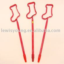 Beautiful Stock Shape Plastic Pen For Student