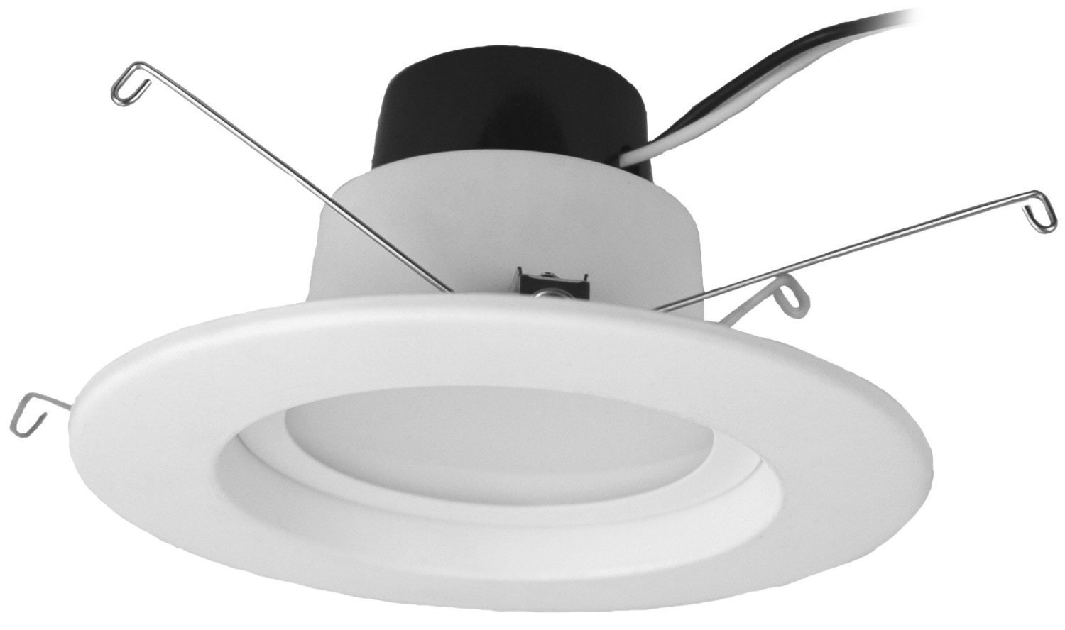 TECHNICAL CONSUMER PRODUCTS LED10DR430K TCP Led Retrofit Downlight Fits 4 In. Can Light, Dimmable, Medium Base, 620 Lumens, 3000K, 10W - 2467068,