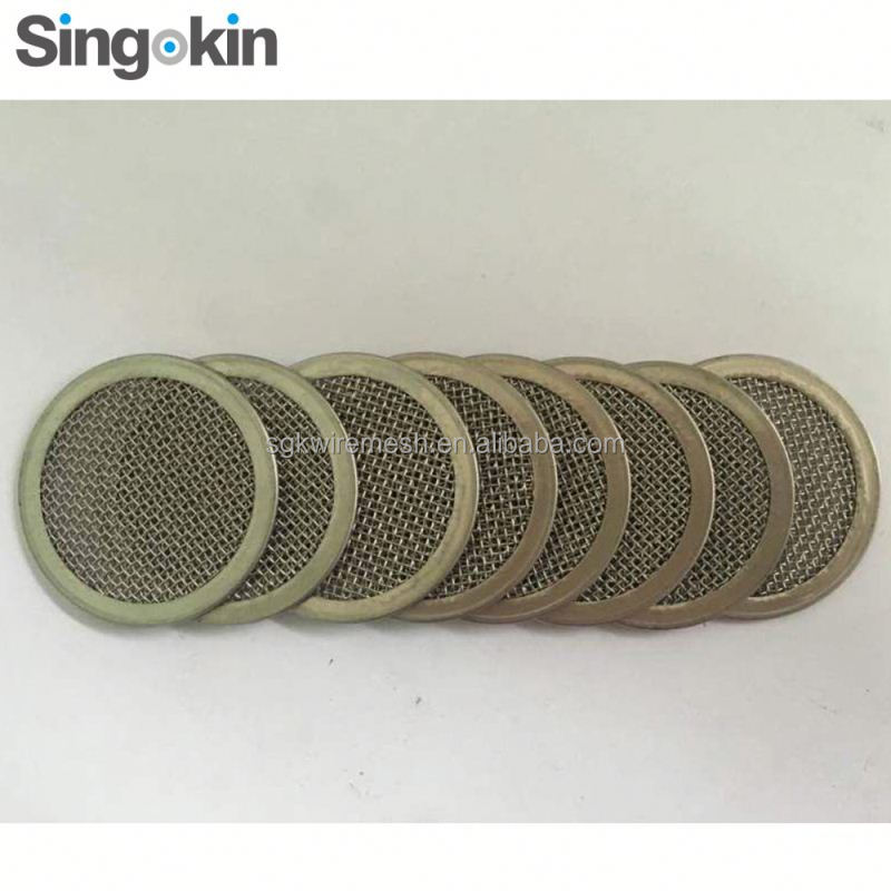 Expanded stainless steel wire mesh woven wire mesh