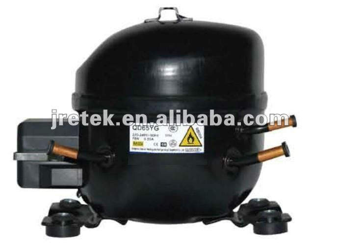 High-Tech QD65YG R600A Cooler Compressor