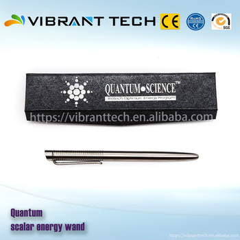 Quantum Science bio energy wand pen