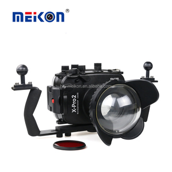 New Model 40M Diving Camera Waterproof Case for Fujifilm X-Pro2