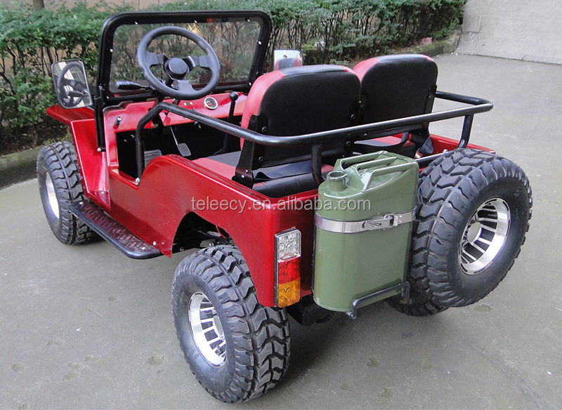 Telee Wholesale 150cc Mini  4x4 Adults Willys
