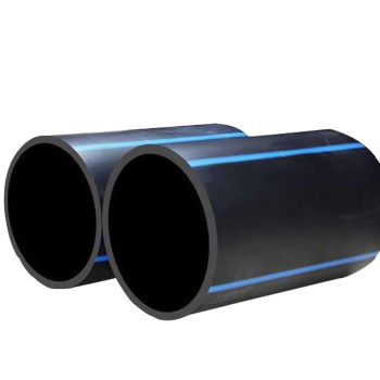 High quality Water Supply 400mm Industrial Pe Tube Plastic Hdpe Pipe Hdpe Water Pipe Price
