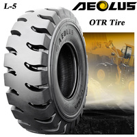 Aeolus brand Off the road radial 20.5r25 L5 Grader Loader best Chinese OTR tires
