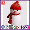 Custom made hot sell snowman toy for Christmas
