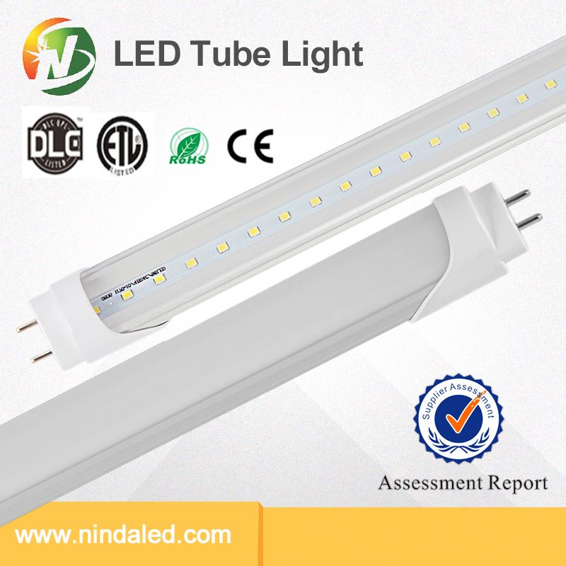 Ultra Bright High lumen 120cm aluminum t8 housing led tube