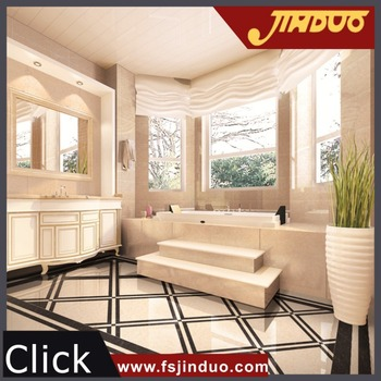 6060 8080 100100cm Polished Porcelain High Gloss Kitchen Floor