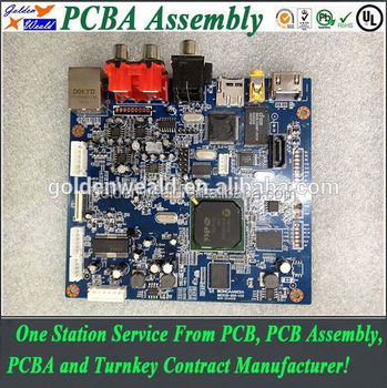 Mtilayer Pcb 94vo Printed Circuit Boards Pcba Manufacturing - Buy Pcba  Manufacturing,Pcba Hood,Pcba For Automatic Control Devices Product on