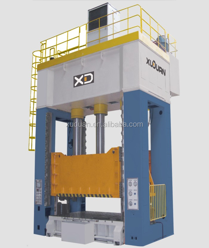 Xuduan Y27k H Frame 300 Ton Industrial Hydraulic Press