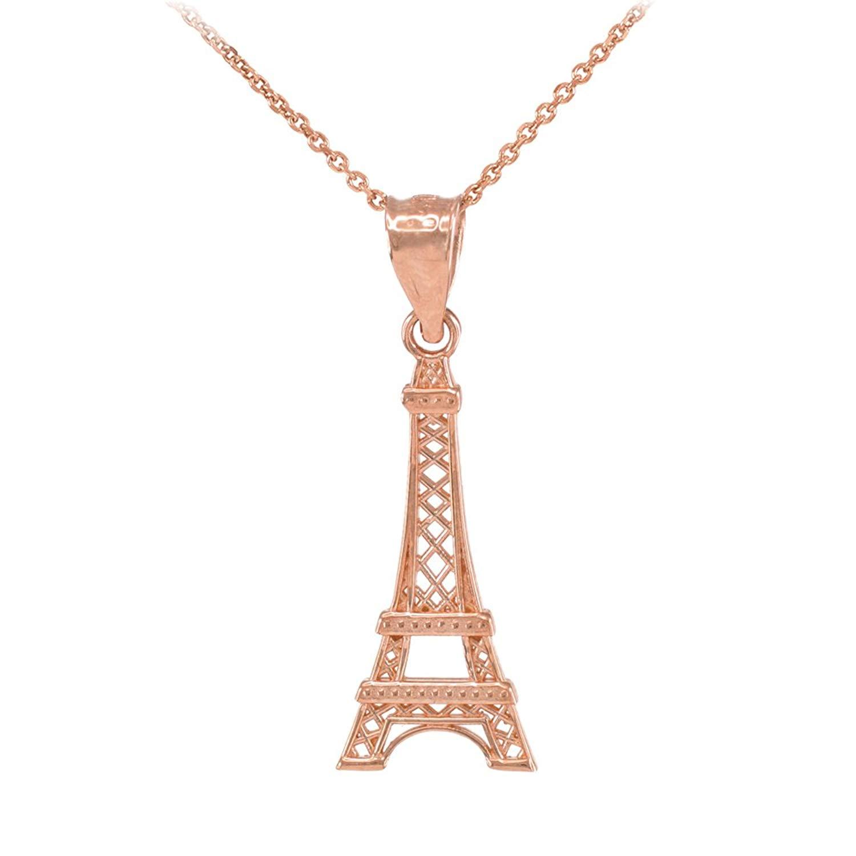2 Eiffel Tower Charms Antique Silver Tone Paris Pendants Europe Findings 32mm