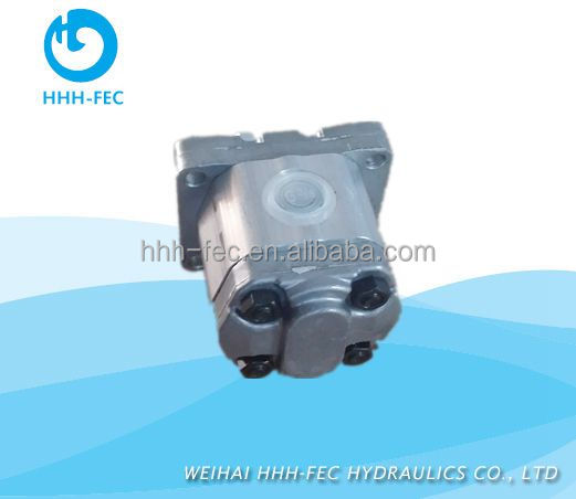 Mini micro hydraulic gear oil pump for construction engineering and agriculture
