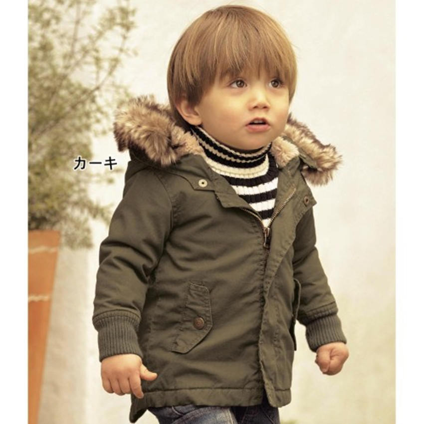 2016 new fashion baby boy clothes winter children clothes kids outwear baby boy sport coat and