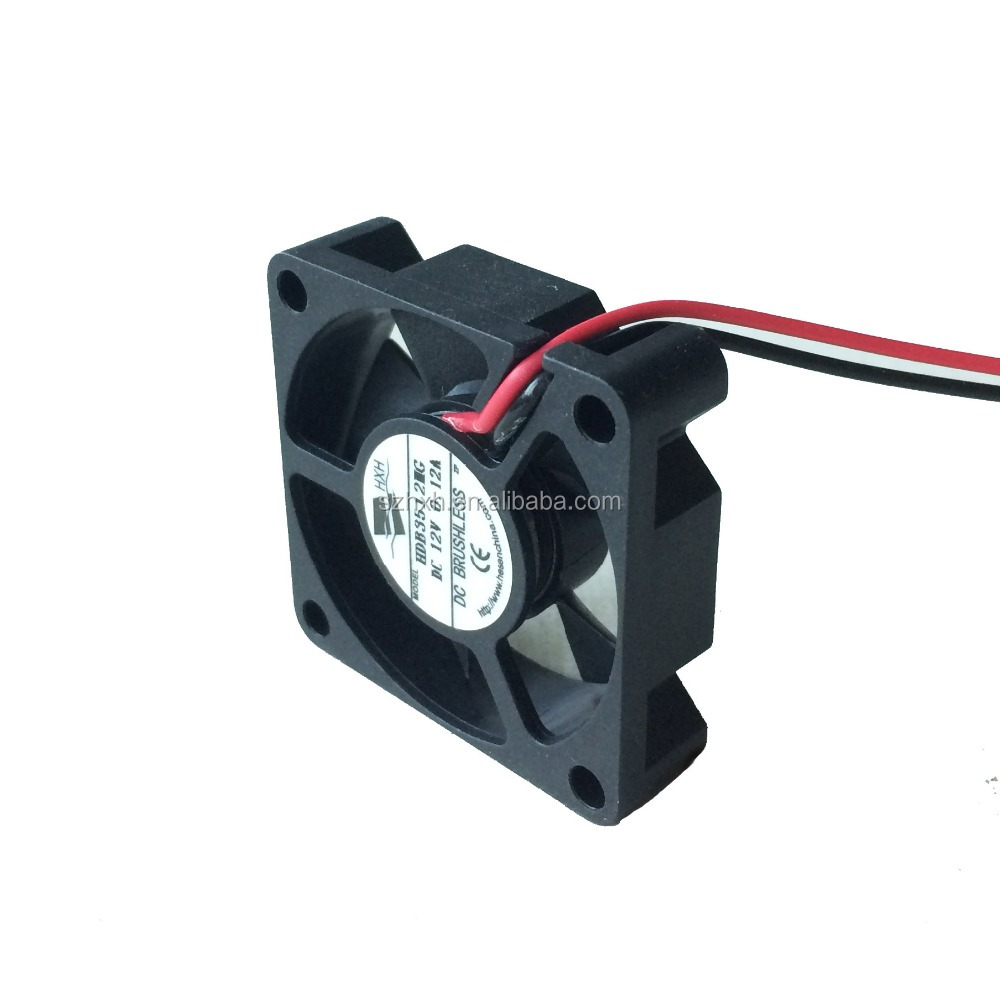 dc mini 12v fan 35 x 35 x 10mm 12v fan motor shenzhen entilators 3.5cm 35mm