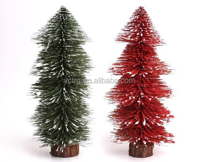Promotional Colorful Tabletop Artificial Christmas