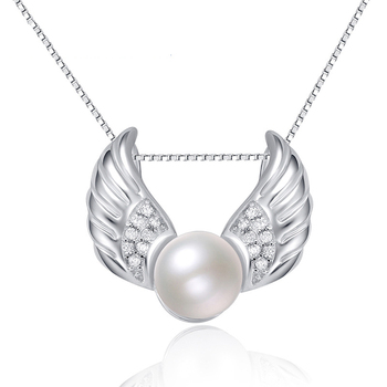 Tryme jewelry manufacturers supply wholesale 925 silver angel wings tryme jewelry manufacturers supply wholesale 925 silver angel wings beautiful sterling silver pendant pendant on a aloadofball Images
