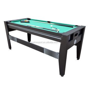 Ft High End In Mulit Games Table T View Multi Games Table - Topline pool table