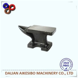 high precision cast steel anvil