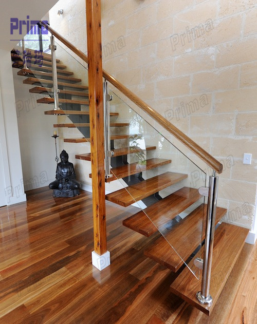 Prefabricated Stairs Bamboo Staircase ...