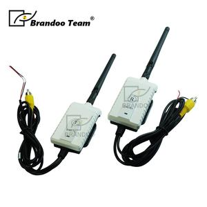 Wireless transmitter and receiver for Camera and monitor wireless