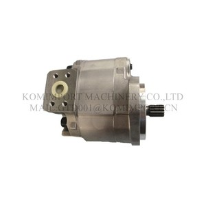 705-12-34010 HYDRAULIC TRANSMISSION GEAR PUMP FOR DOZER D41S-3 GRADER GD705A-4