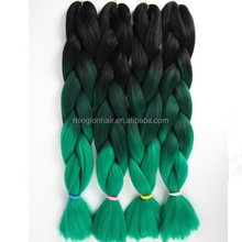 wholesale cheap jumbo braid 100% synthetic ultra braiding hair