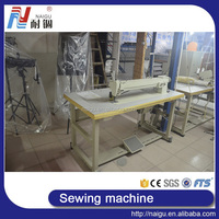 China factory High speed Straight Button Holing Industrial Sewing Machine