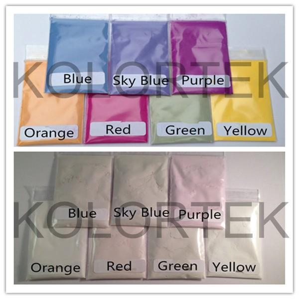 Light Sensitive Pigment,Uv Light Photochromic Pigment