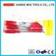 9600-7A popular high quality portable plastic pocket screwdriver set