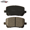 China Wholesale High Quality Car Break Pads For Toyota