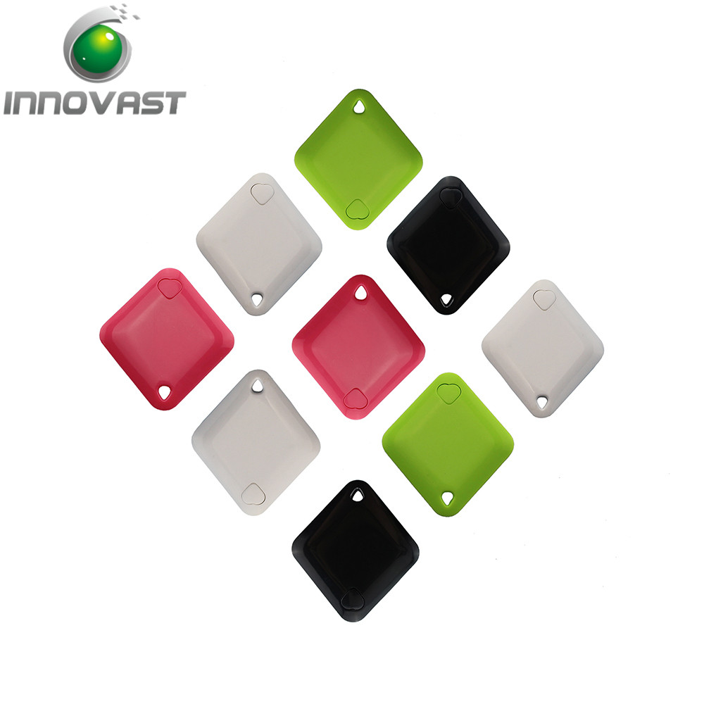 New Design Heart Shape Smart Mini Kids GPS Itracing Anti-lost Bluetooth Alarm For Mobile Phone