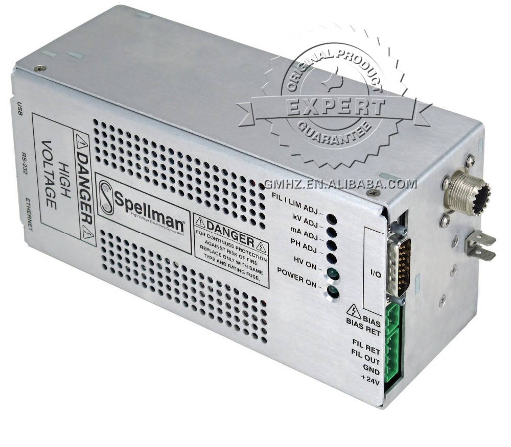 ( SPELLMAN ) uX Series 50W Regulated X-Ray Power Supply Module Model: XLG30P3FH