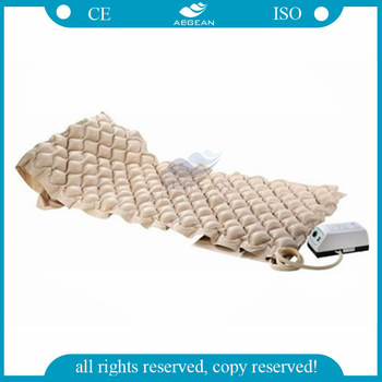 AG-M001 home and hospital medical anti decubitus medical air mattress plastic air mattress