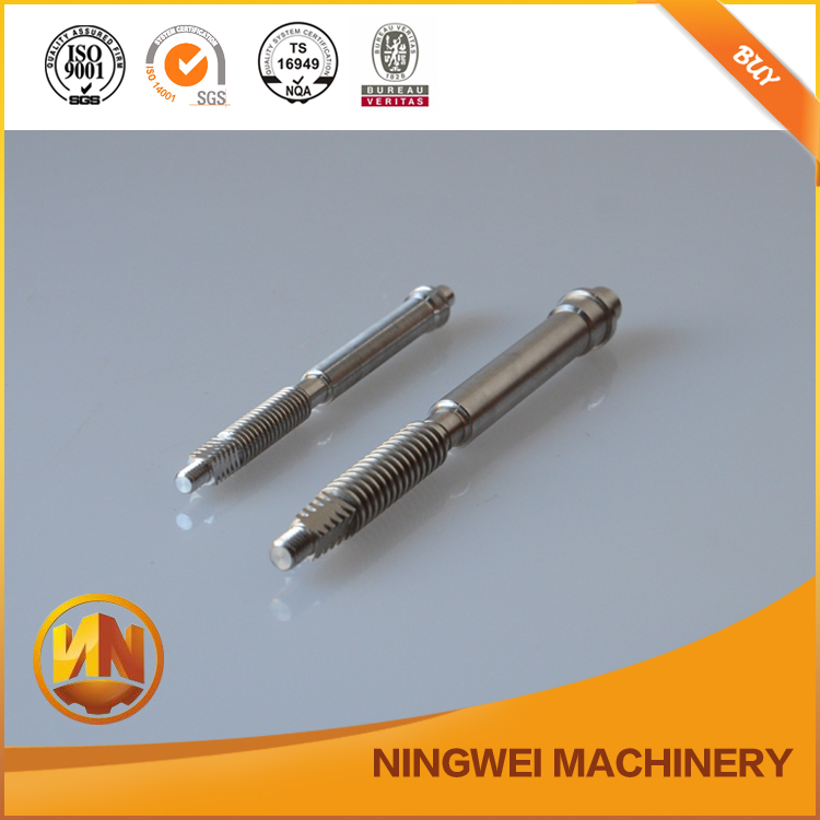 zhejiang cnc machining manufacturing customized stainless steel hardware components by advanced CNC manufacturing