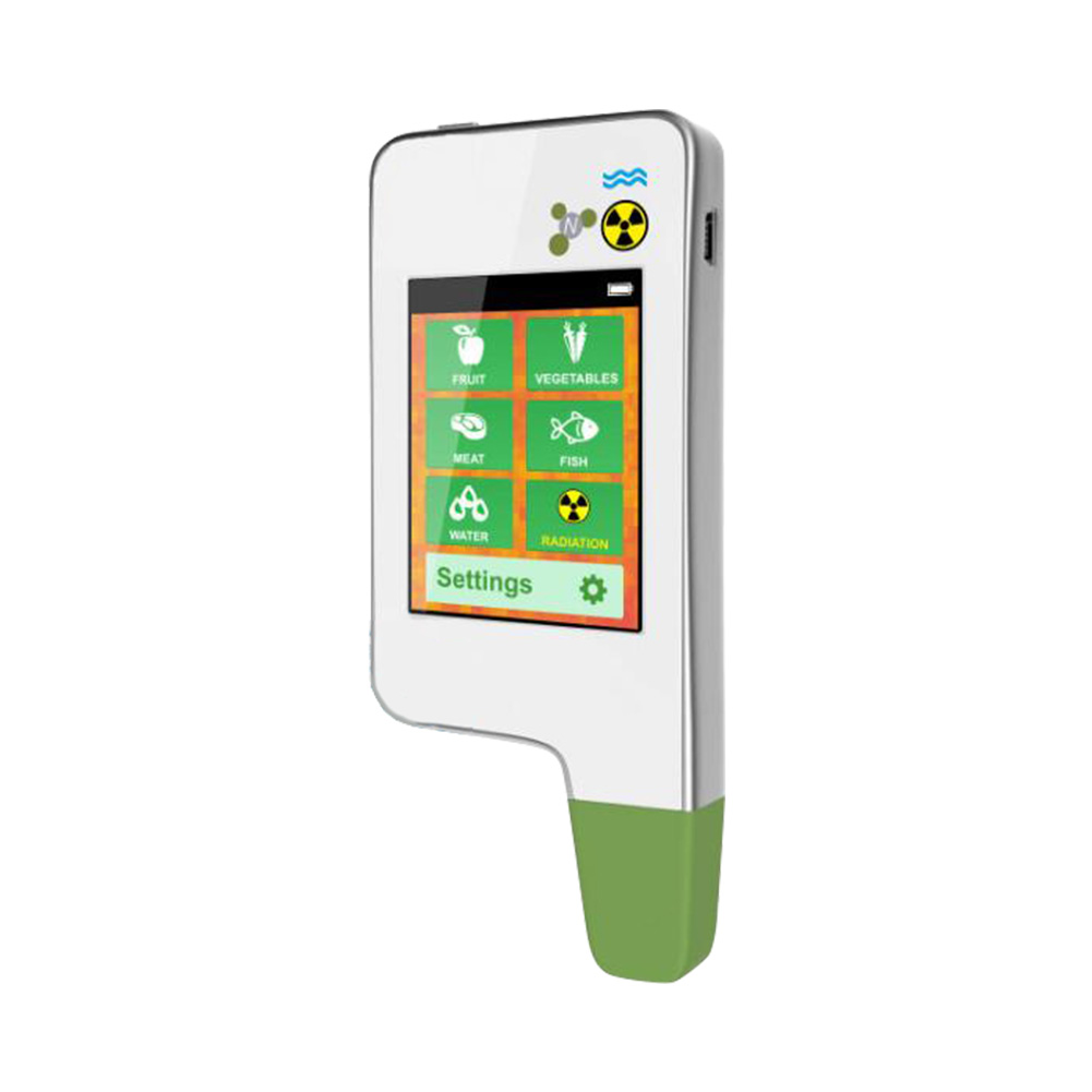 UK Quick Digital Food Fruit Meat Water Hardness Nitrate Tester GREENTEST ECO-5F