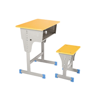 School Furniture Cheap School desks And Chairs large in stock TF-8049