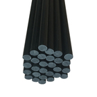 100% Carbon Fiber Graphite Flexible Solid Hollow Carbon Fiber Round Rod