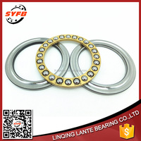 Hot slae thrust ball bearings 51408 american used cars for export