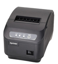 XP-Q200II printer High quality pos printer 80mm thermal receipt Small ticket barcode printer automatic cutting machine printer