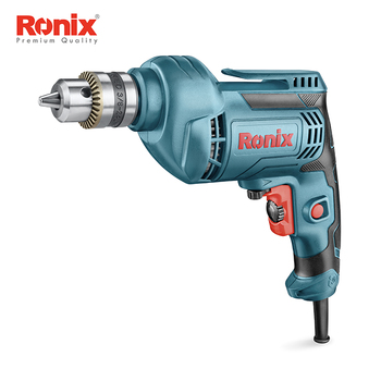 Ronix High Quality Power tools 10mm-450W Electric Drill Machine Model 2112