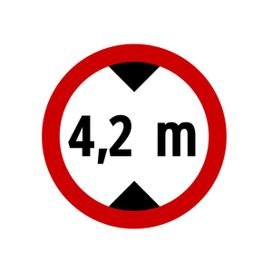 Saudi Arabia Road Safety Products 3M Reflective Film Warning Traffic Sign