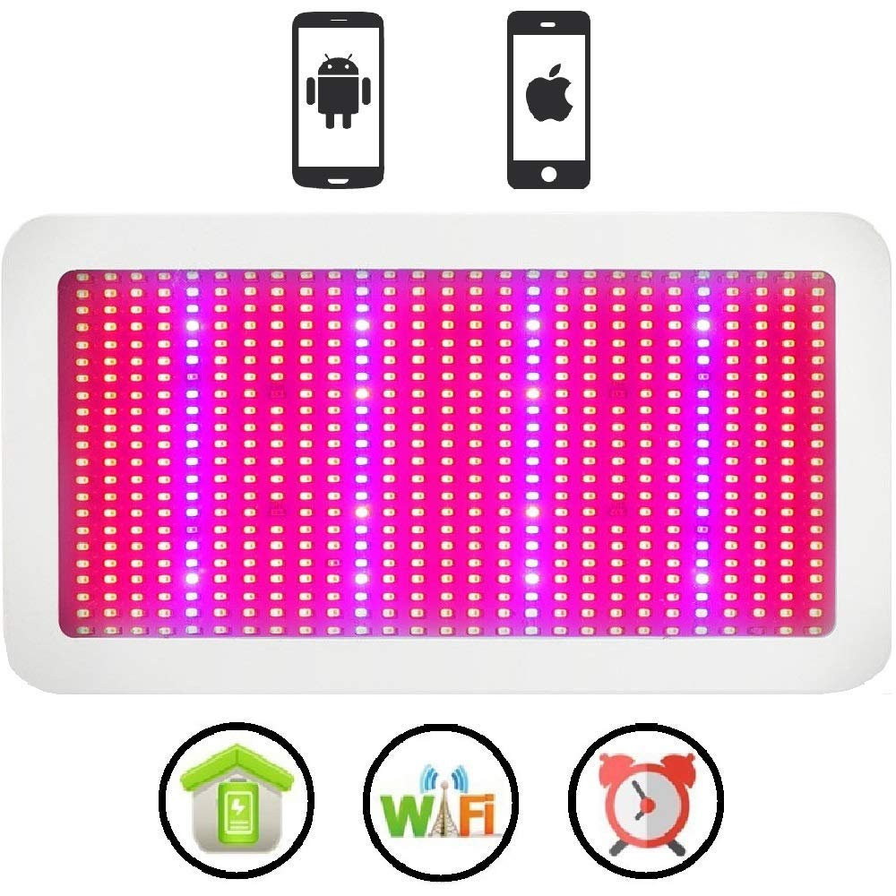 Cultivation Rx WiFi 1800W LED Smart 594XL Chip Grow Light Panel for Indoor Hydroponic Cultivation