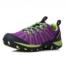 Women' s Lightweight Trail Running Shoes Outdoor Sports Runners For Female Anti-slip Comfortable Sole Running Shoes 6018-W